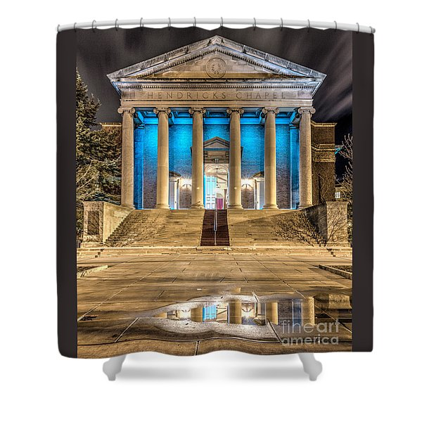 Hendricks Chapel Shower Curtain
