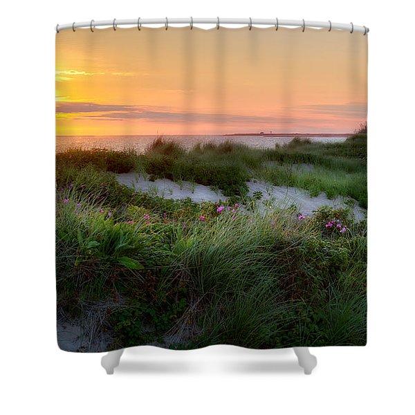 Herring Cove Beach Shower Curtain