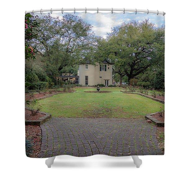 Heyman Garden 03 Shower Curtain