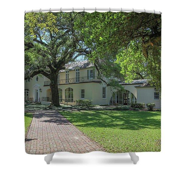 Heyman House 9 Shower Curtain