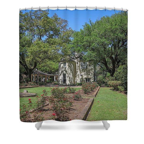 Heyman House Garden 5 Shower Curtain