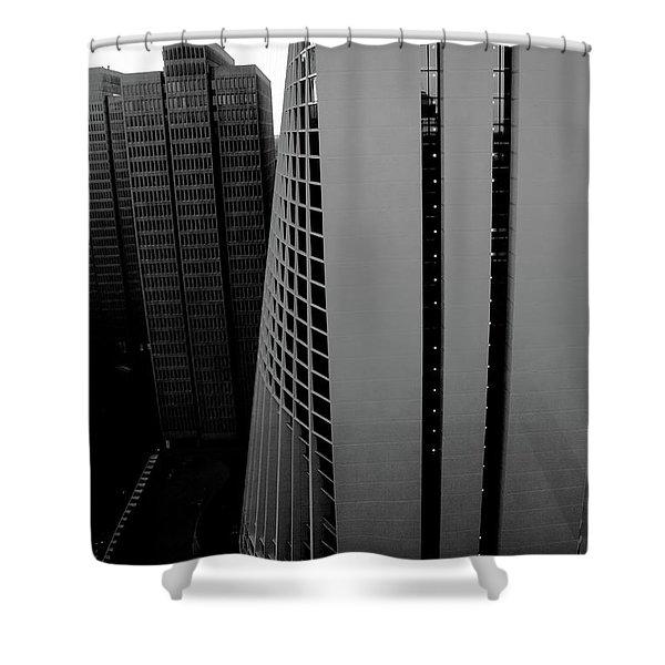 High Rise Shower Curtain