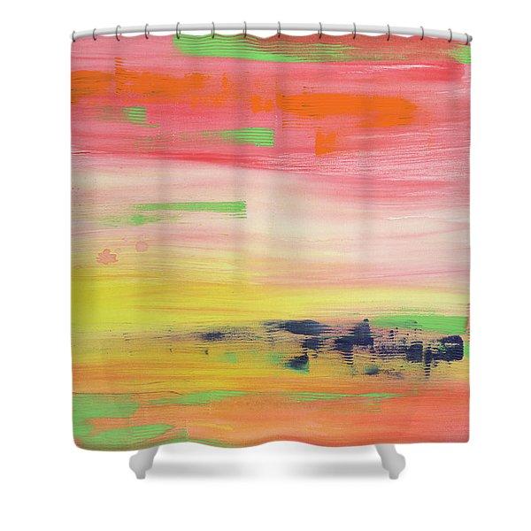 High Vibration 1 Shower Curtain
