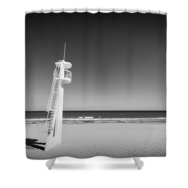 High Viewpoint. Shower Curtain