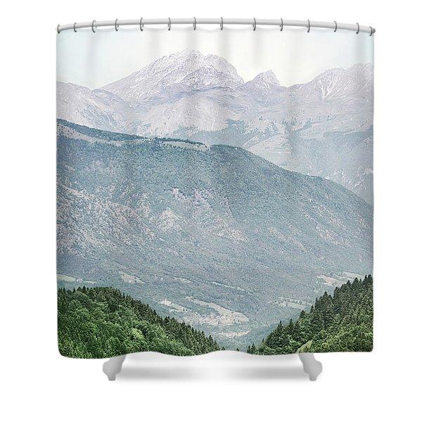 Higher Shower Curtain