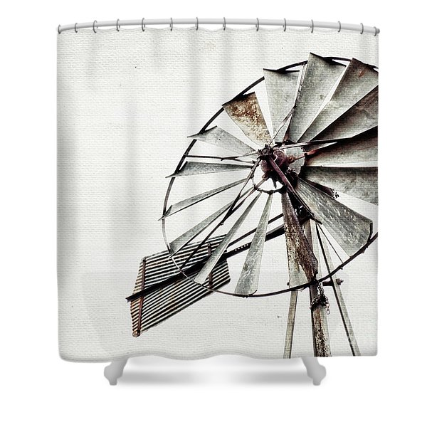 Hilde Ranch Shower Curtain