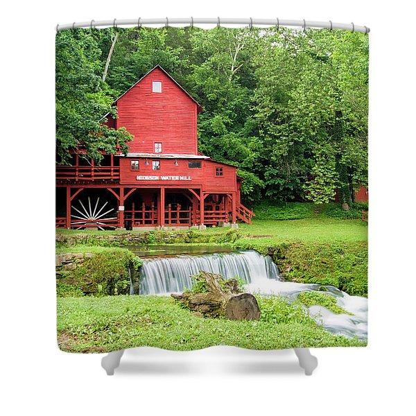 Hodgson Water Mill Shower Curtain