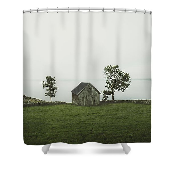 Holding On To Memories Shower Curtain
