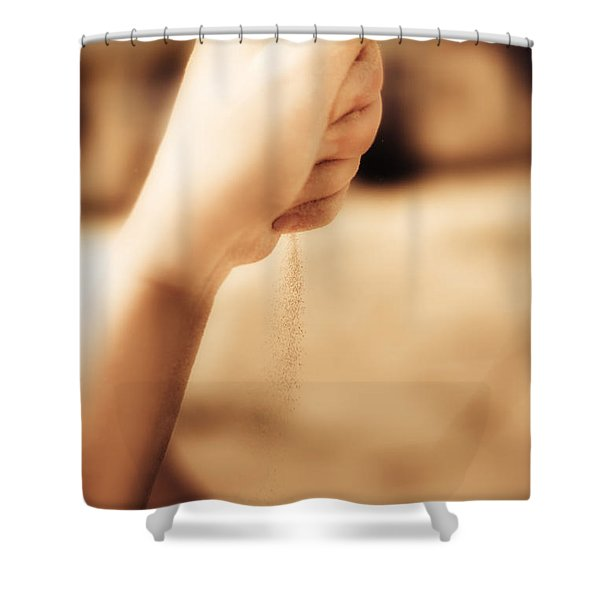 Holiday Release Shower Curtain