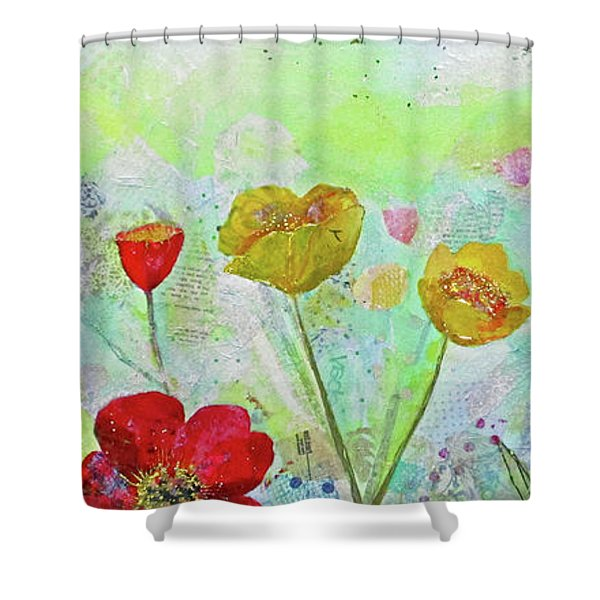 Holland Tulip Festival II Shower Curtain