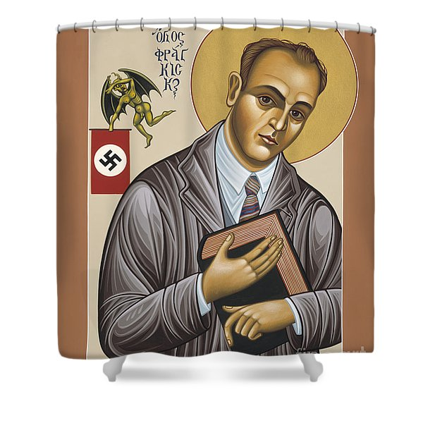 Holy Blessed Martyr Franz Jagerstatter 049 Shower Curtain