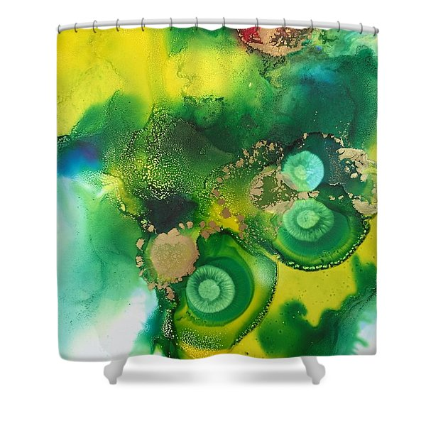 Holy Moments  Shower Curtain