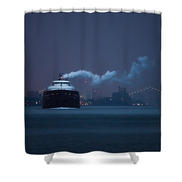 Hon. James L. Oberstar Shower Curtain