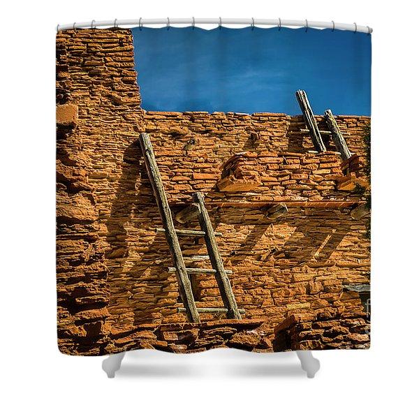 Hopi House Shower Curtain