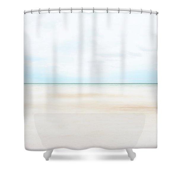 Horizon #9 Shower Curtain