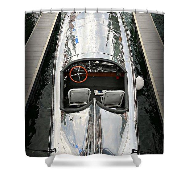 Hornet II Shower Curtain
