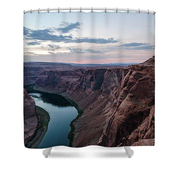 Horseshoe Bend No. 2 Shower Curtain