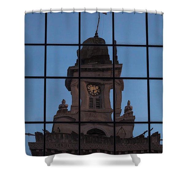 Hortense The Beautiful Shower Curtain