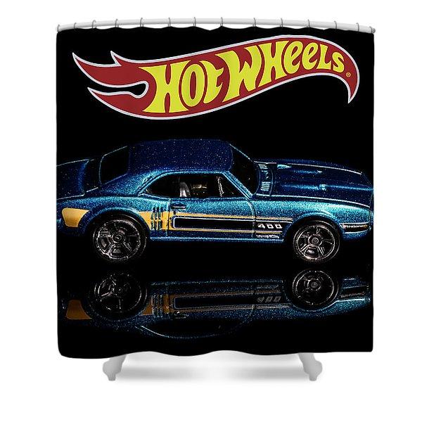 Hot Wheels '67 Pontiac Firebird 400-1 Shower Curtain
