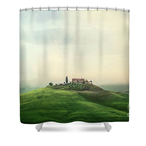 House Of Rising Sun Shower Curtain