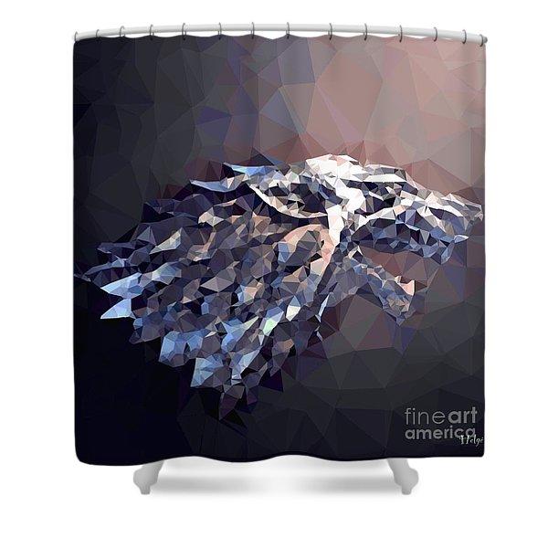 House Stark Shower Curtain