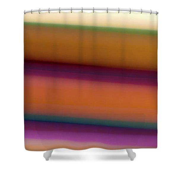 Huckleberry  Shower Curtain