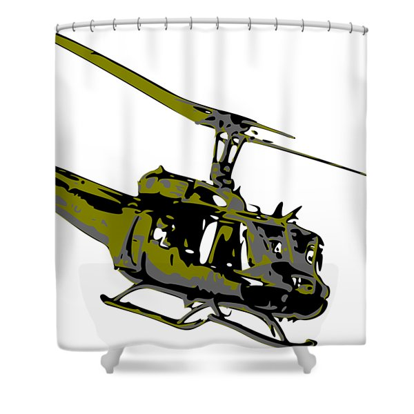 Huey Shower Curtain
