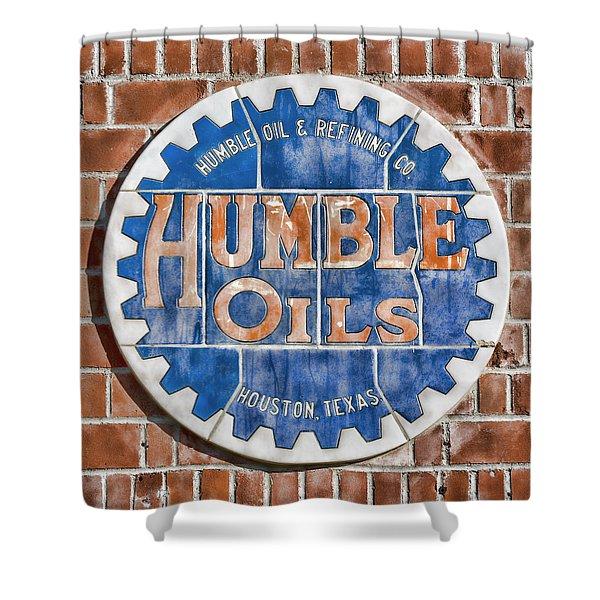 Humble Oils Shower Curtain