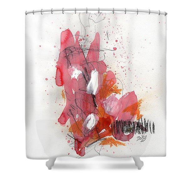 Hundelskurd Shower Curtain