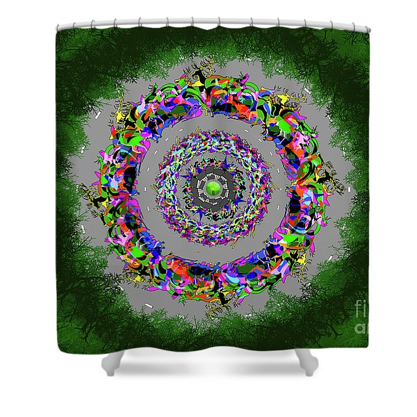 Hunted Without Tears In Their Eyes Shower Curtain