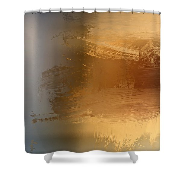 Mightiest Mortal Shower Curtain