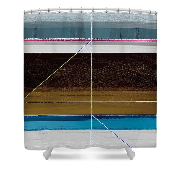 Hurricane Calm Shower Curtain