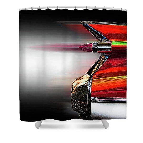 Hydra-matic Shower Curtain