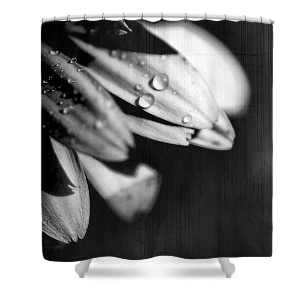 I Am Barely Breathing Shower Curtain