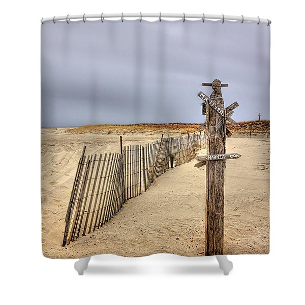 I Dream Of Maui... Shower Curtain
