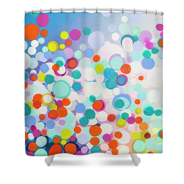 I Ever Wanted Shower Curtain