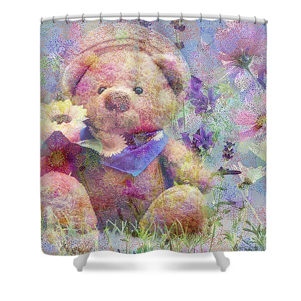I Picked It For You 2015 Shower Curtain
