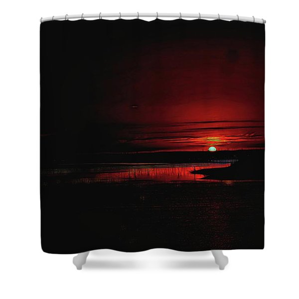 I Rise Up Shower Curtain
