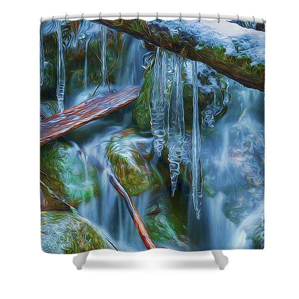 Ice Age 3 Shower Curtain