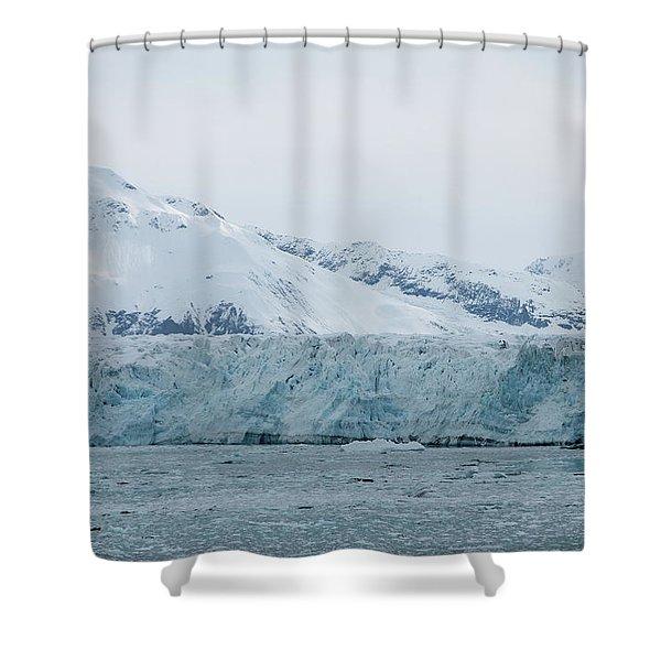 Icy Wonderland Shower Curtain