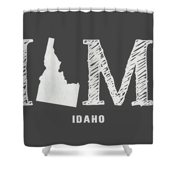 Id Home Shower Curtain