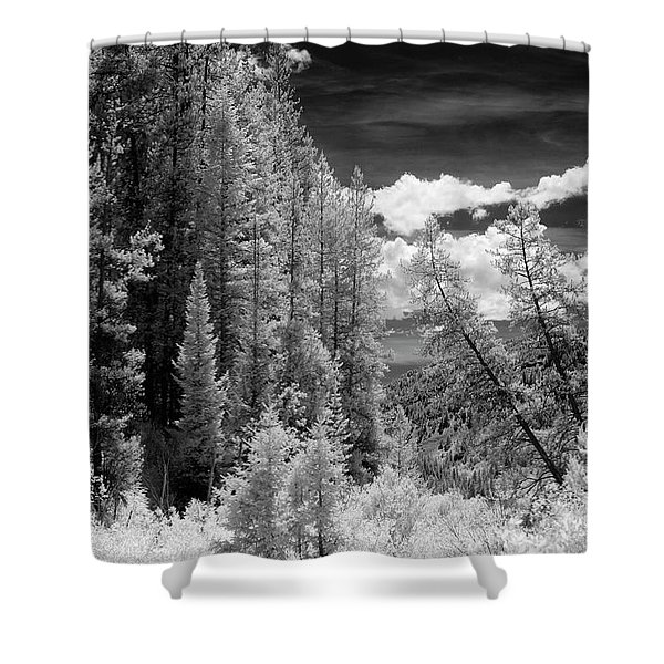 Idaho Passage Shower Curtain