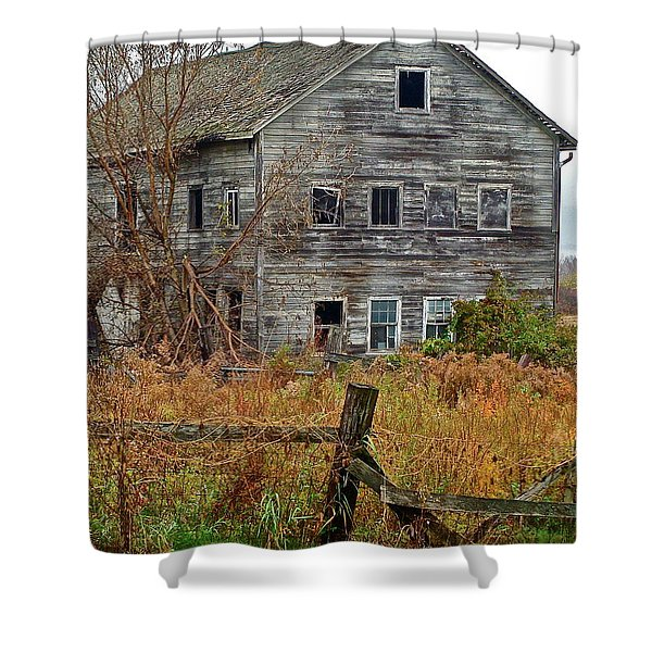 If It Could Talk Shower Curtain