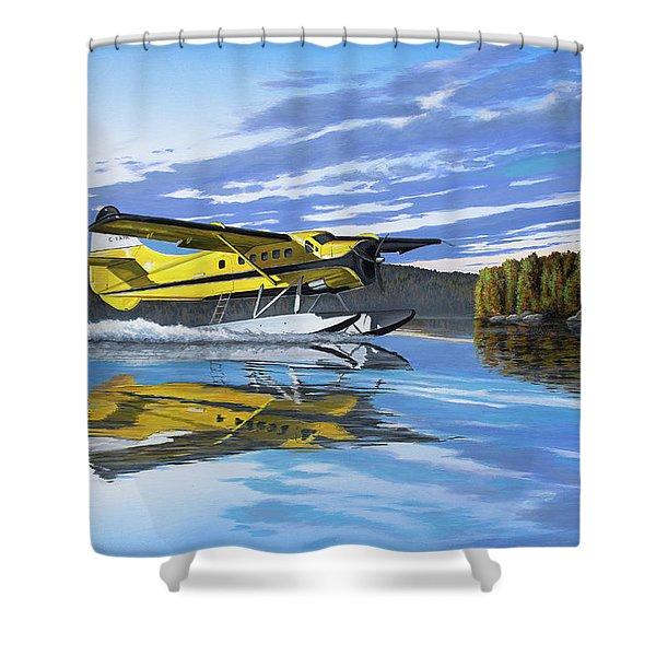 Ignace Adventure Shower Curtain