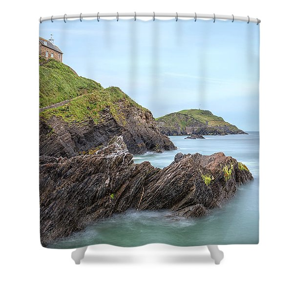 Ilfracombe - England Shower Curtain
