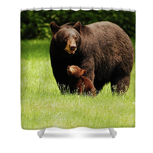 I'll Always Look Up To You Shower Curtain