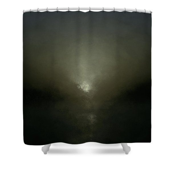 Illuminated Shore Shower Curtain