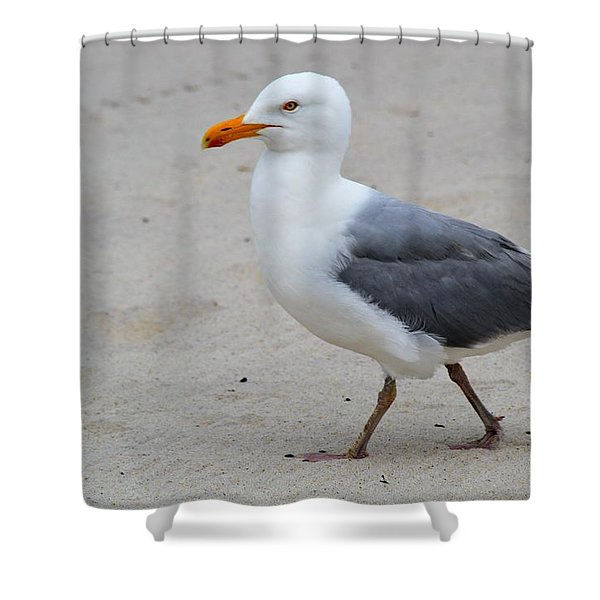 I'm Coming Shower Curtain