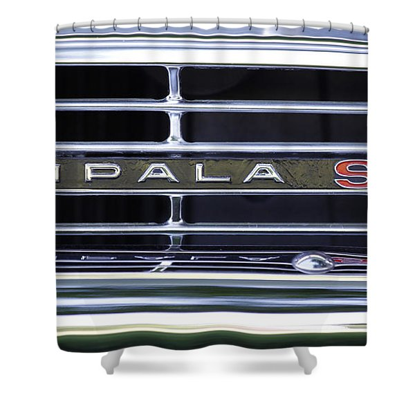 Impala Ss Shower Curtain