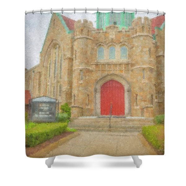 In Brockton For Good Shower Curtain